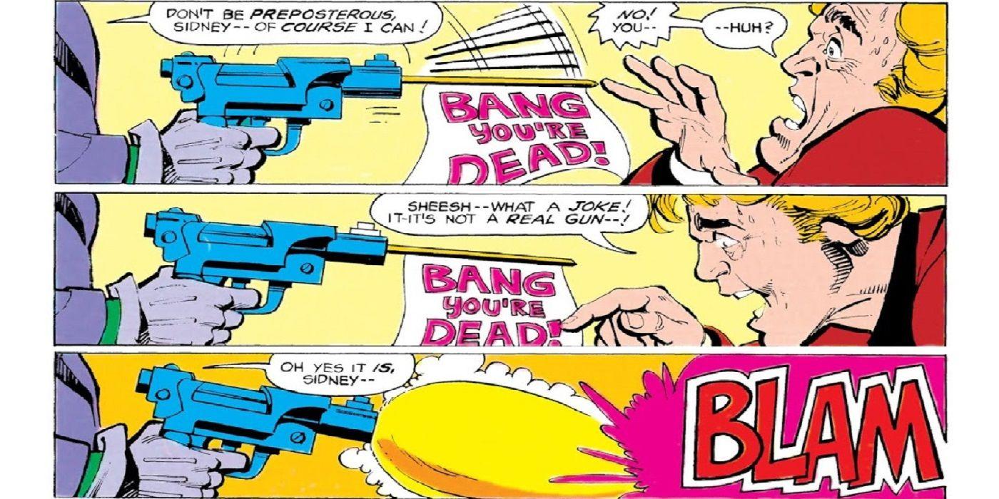 When Did the Joker First Kill One of His Henchmen? | CBR