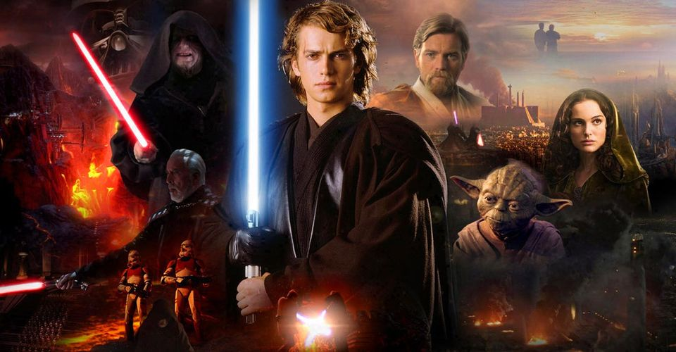 What Revenge Of The Sith Did Well That Rise Of Skywalker Didn T
