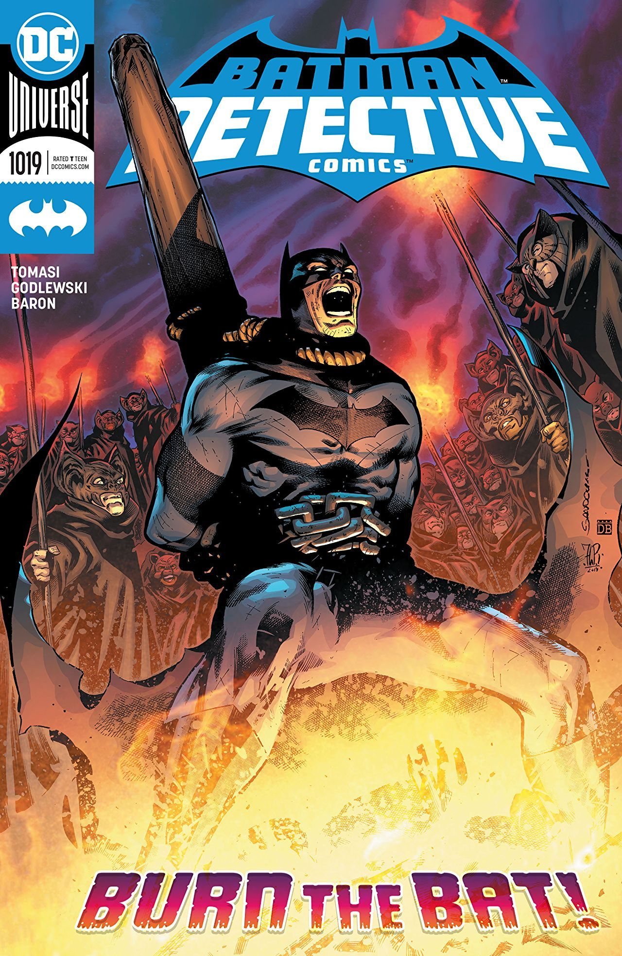 Detective Comics #1019 is Better Than it has Any Right to Be
