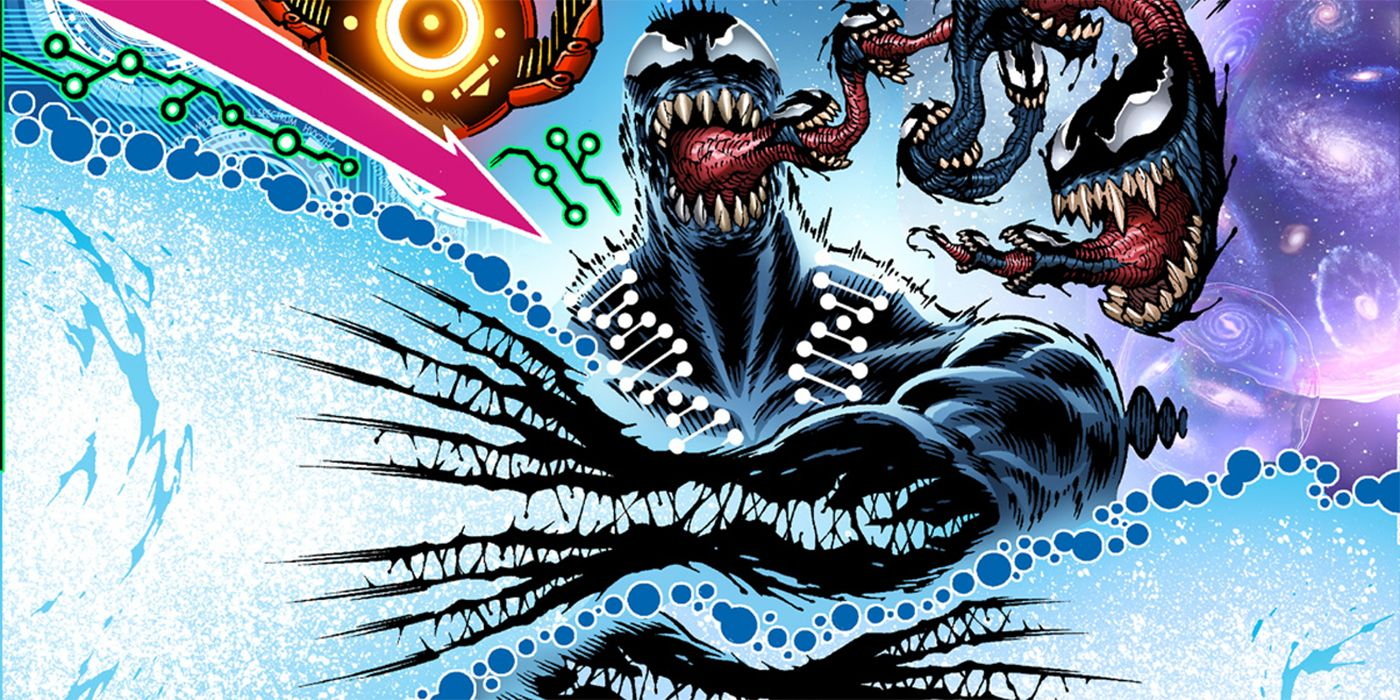 Venom Just Saved the Marvel Universe... By Creating a New One!?