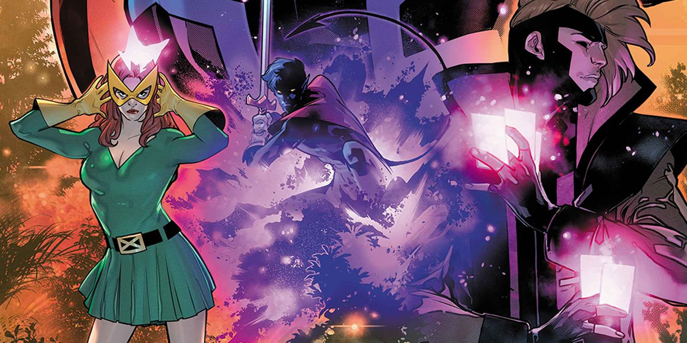 Children of the Atom: X-Men Introduces a New Team of Sidekicks