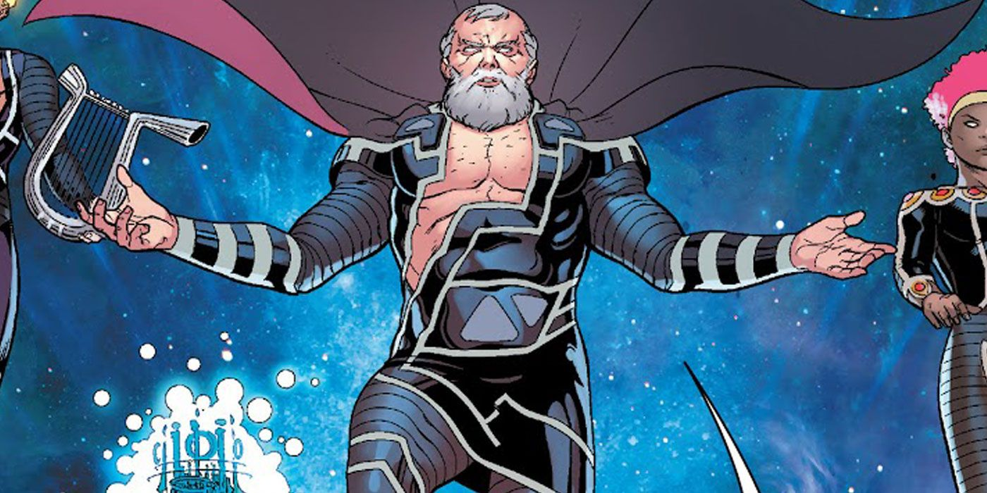 Marvel's COSMIC Thunder God Is Its DEADLIEST Deity (But We Don't Mean Thor)
