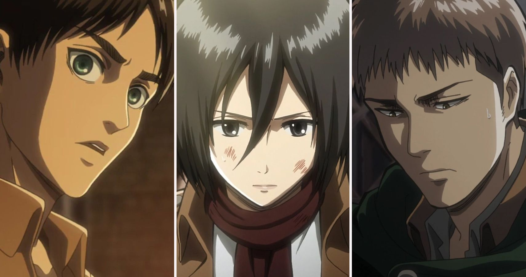 5 Attack On Titan Relationships The Fans Are Behind 5 They Rejected Check out amazing mikasa artwork on deviantart. attack on titan relationships the fans