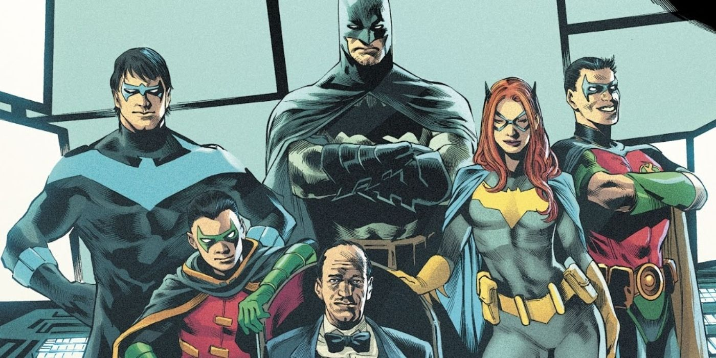 Batman Chooses the Perfect Way to Honor Alfred   CBR