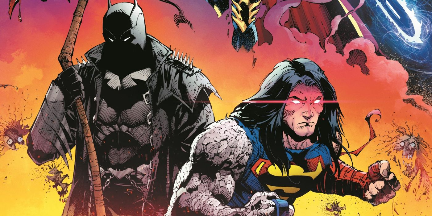 DC Unveils David Finch's Dark Nights: Death Metal Full-Color Variant