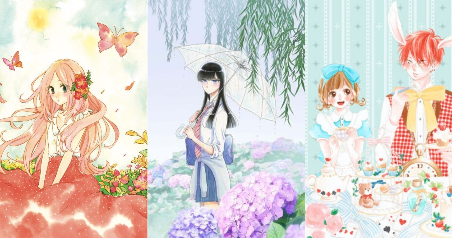 The 15 Greatest Romance Manga Of The Decade According To Goodreads