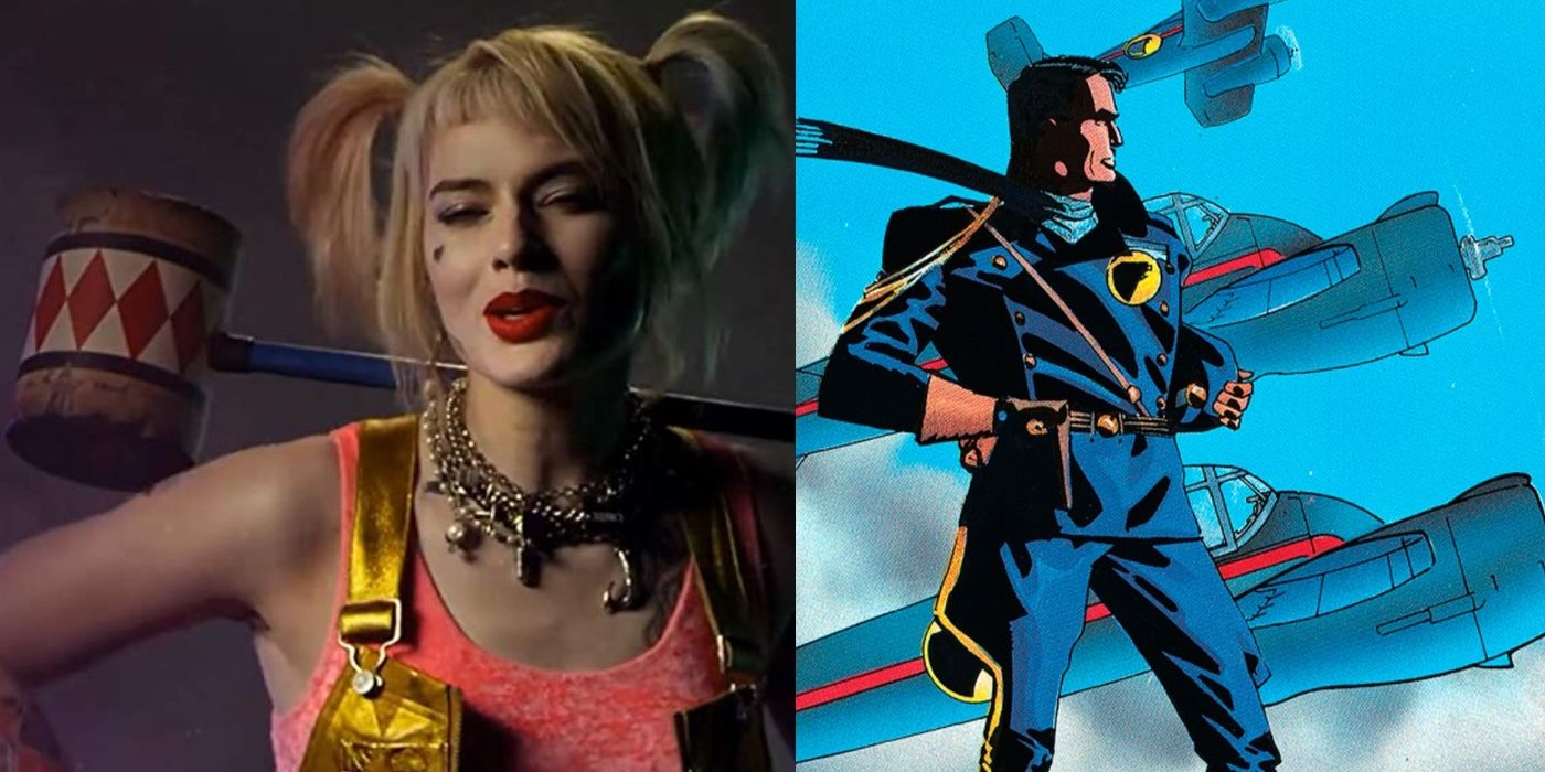 Birds of Prey: How the Harley Quinn-led Film Can Tie Into the Blackhawk Movie