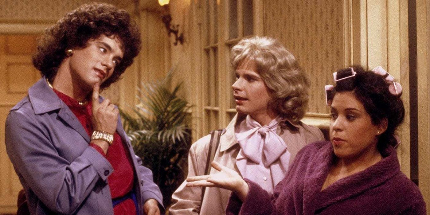 Was Bosom Buddies Originally Not About Two Guys Masquerading As Women?