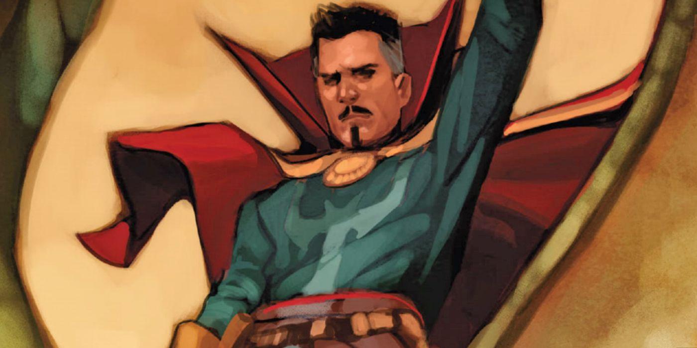 Doctor Strange: Marvel's Mystic Avenger Just DESTROYED the God of Tattoos