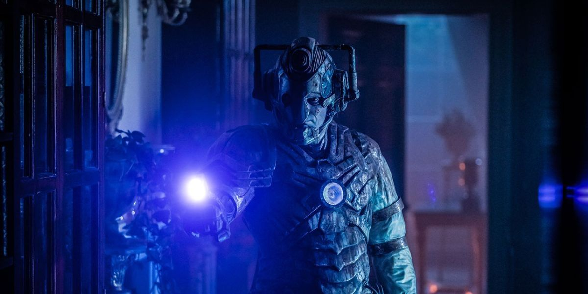 Doctor Who: The Lone Cyberman Arrives - But There's a BIG Problem