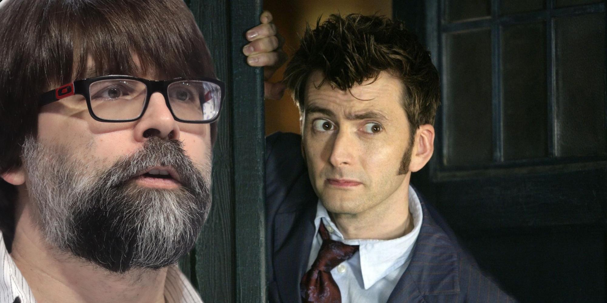 Locke & Key Writer Joe Hill Was Rejected By Doctor Who | CBR
