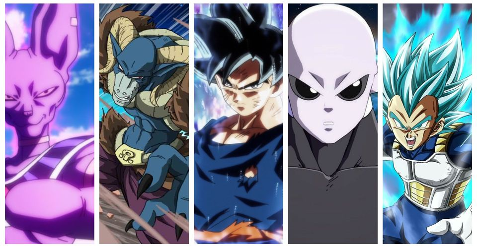 Dragon Ball 7 Characters Goku Can T Beat Yet 7 He Never Will