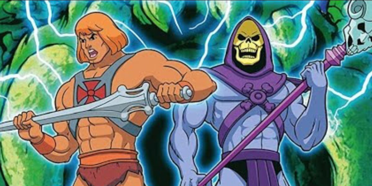 He-Man and Skeletors Weapons Will Soon be Available...