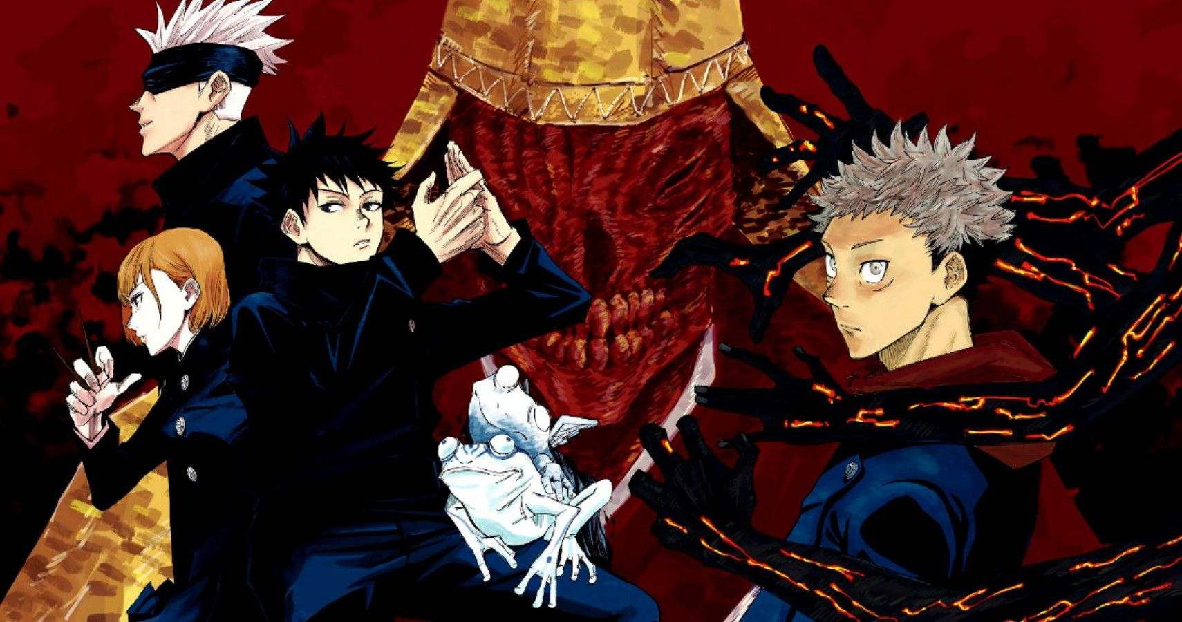 First Demonic Teaser Trailer for Jujutsu Kaisen Anime Surfaces