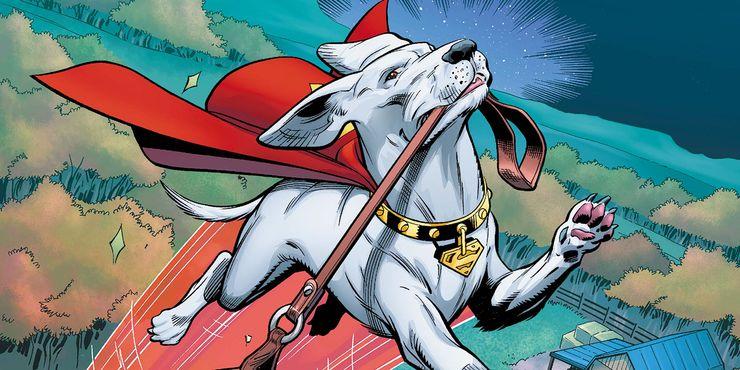 Legion of Super Pets Krypto Powers - ¿Qué kryptoniano eres, según tu zodíaco?