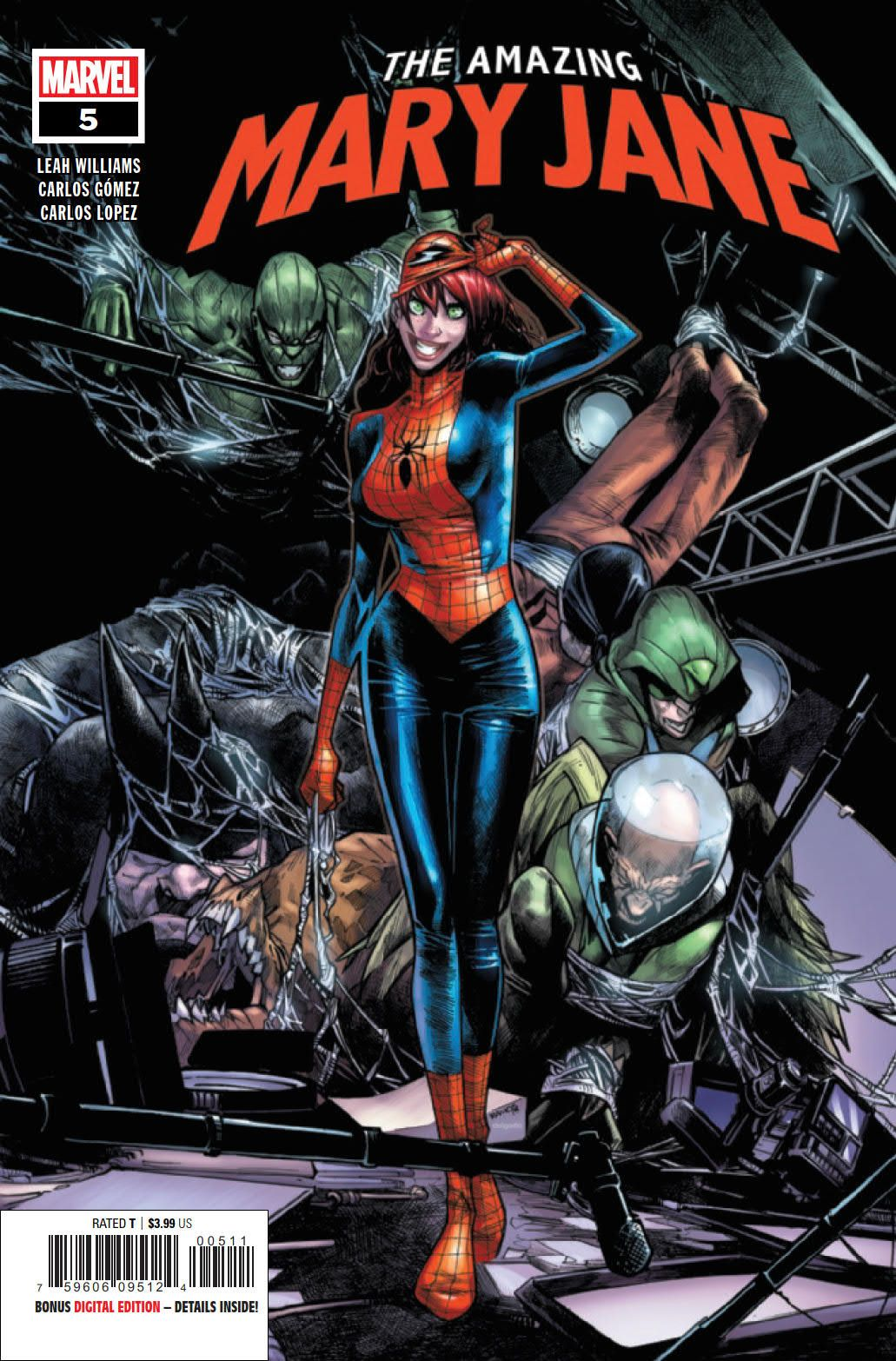 PREVIEW: The Amazing Mary Jane #5 | CBR