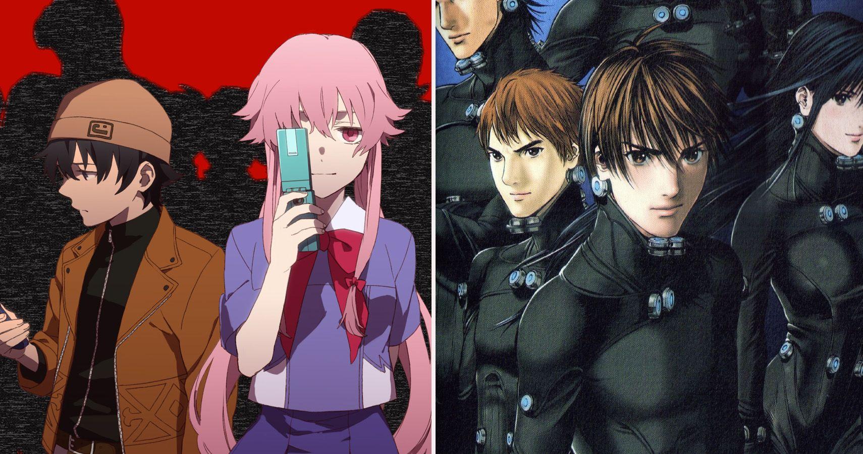 The 10 Deadliest Death Games In Anime Cbr