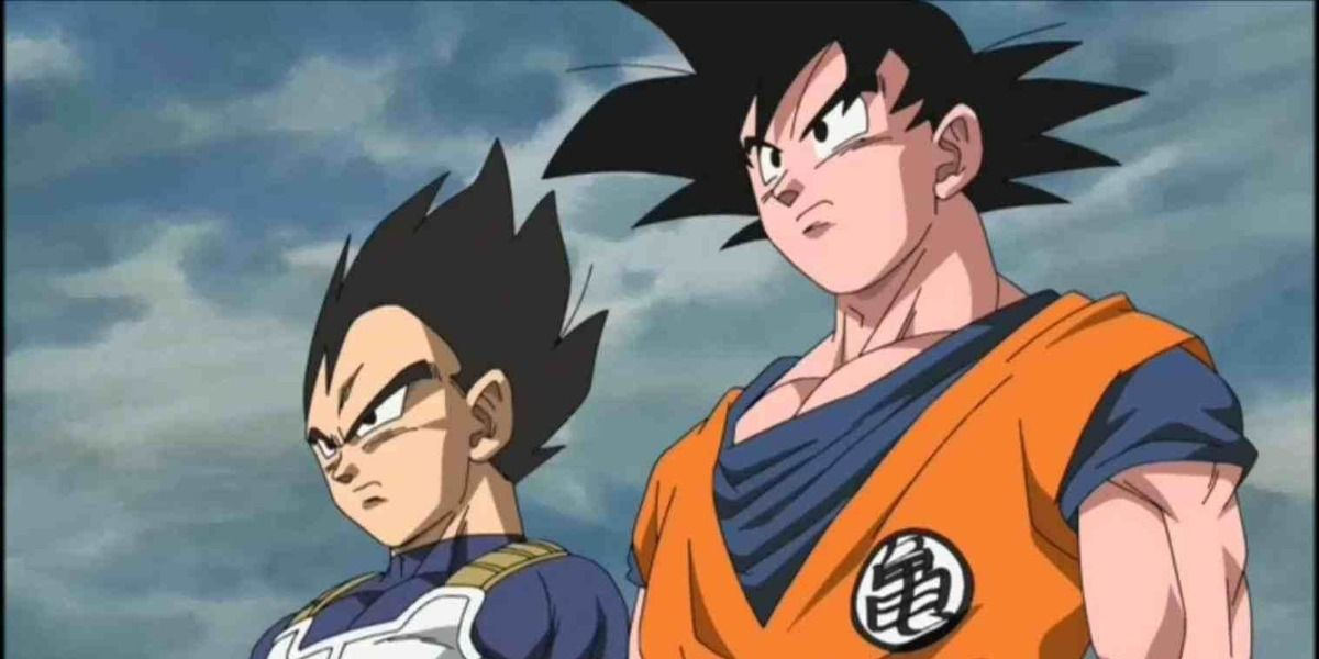 Goku, Vegeta Get Updated Outfits in Super Dragon Ball Heroes Image
