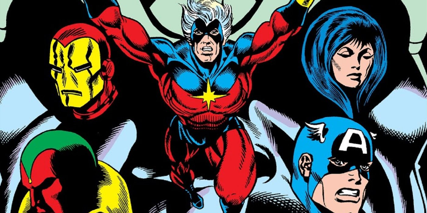 How An Issue of Captain Marvel Was Also a Bizarre Tryout Competition