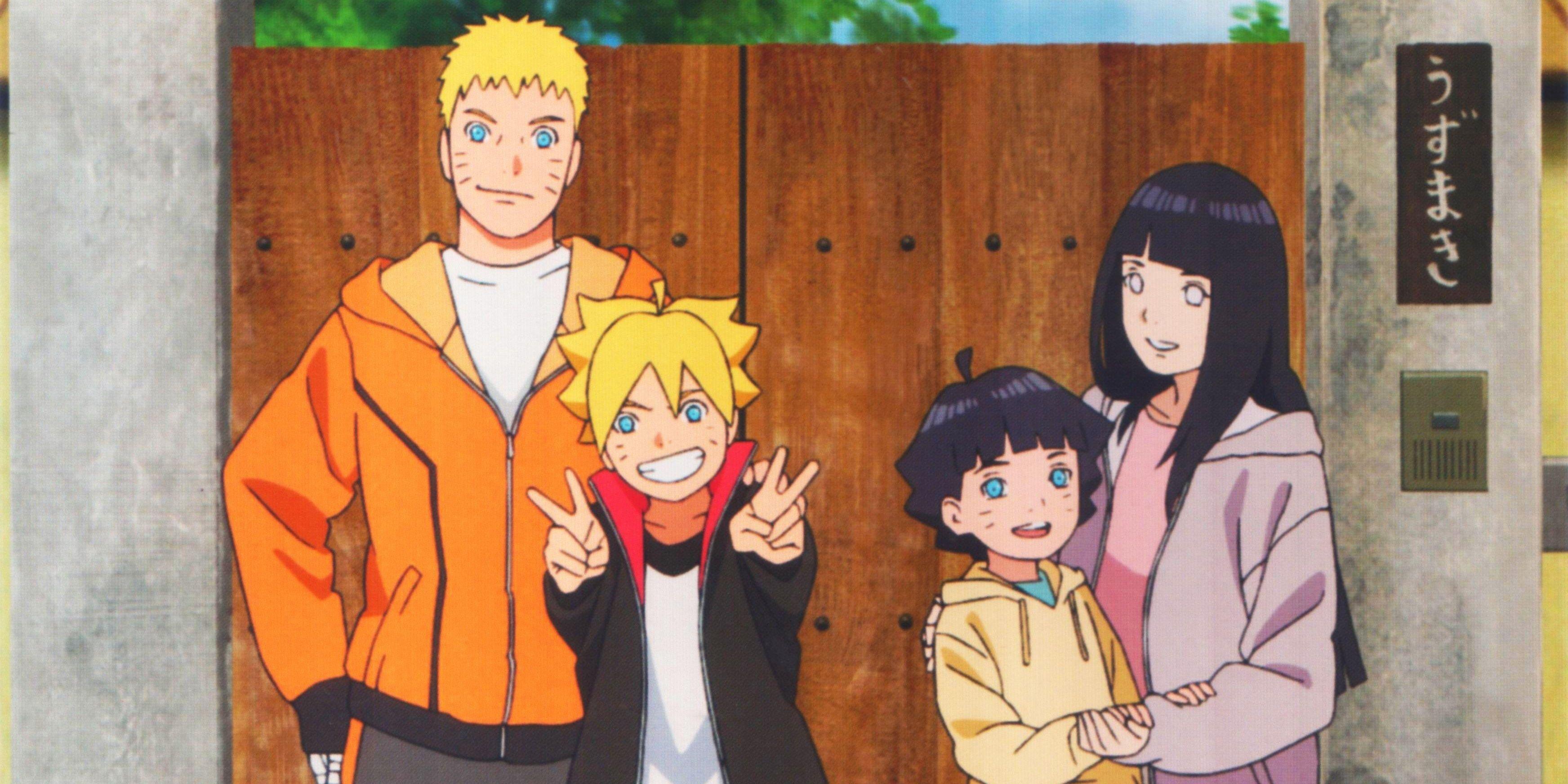 Will naruto marry who Which Naruto