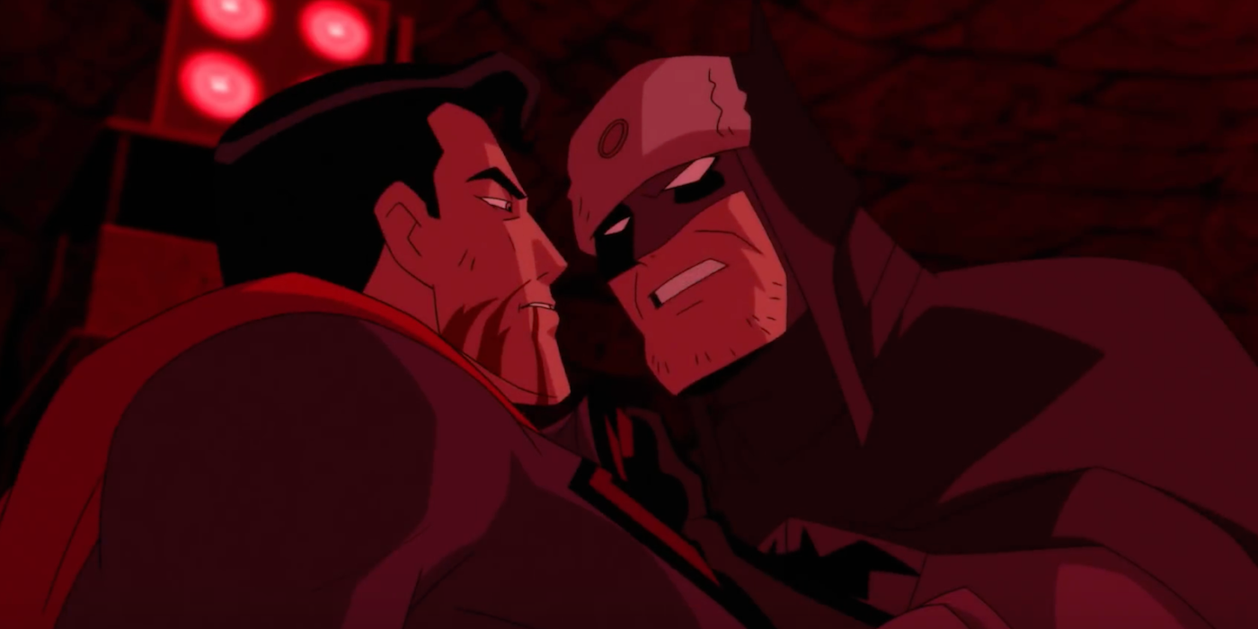 Superman Red Son Fixes A Major Dceu Flaw And Totally Embraces Another