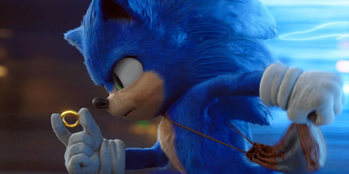 Sonic The Hedgehog 2 Gets 2022 Release Date Cbr