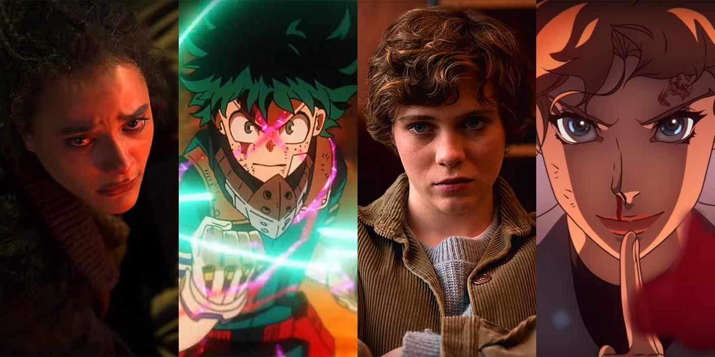 Movie Trailers & TV Promos of the Week: From Amazing Stories to Castlevania
