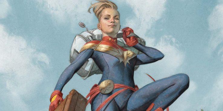 10 nữ anh hùng mạnh nhất biệt đội Avengers - Ảnh 11.