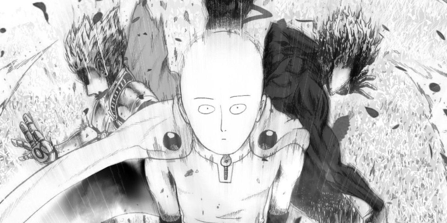 One Punch Man Vs God Inside The Best And Weirdest Fan Manga