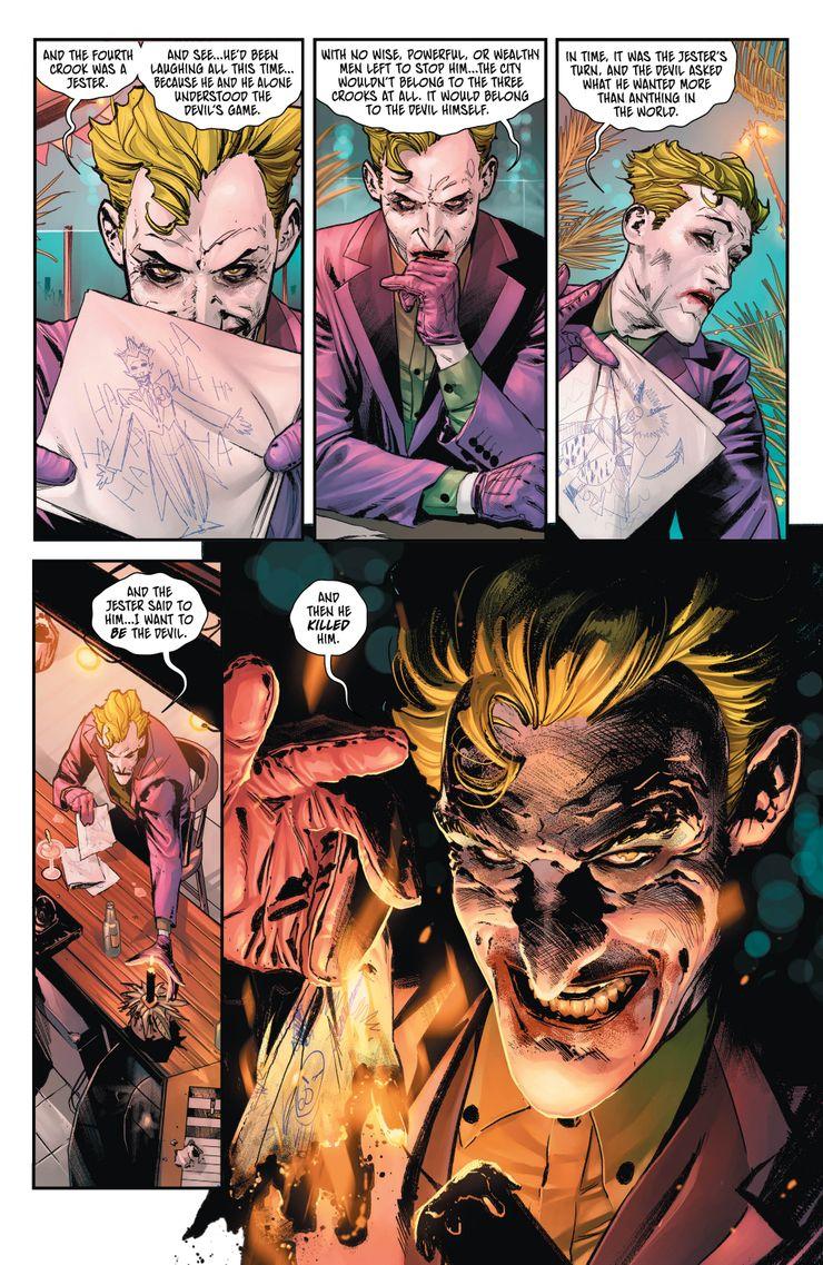 DC Comics Batman Tynion IV Jorge Jimenez