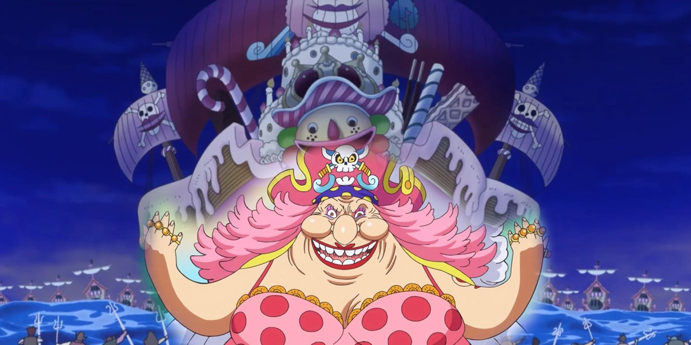One Piece: The 10 Big Mom Pirates With The Highest Bounties, Ranked According To Their Bounty