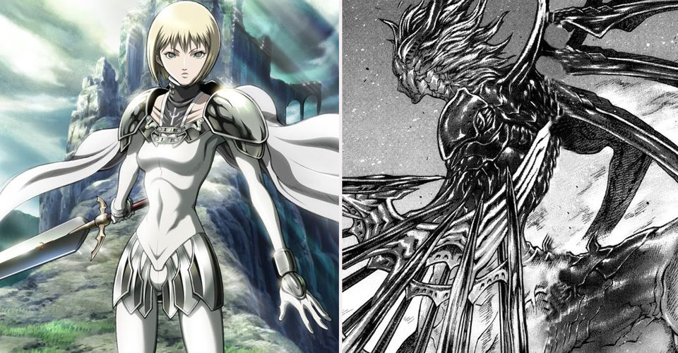 Claymore: 10 Hidden Details About The Main Characters Everyone ...