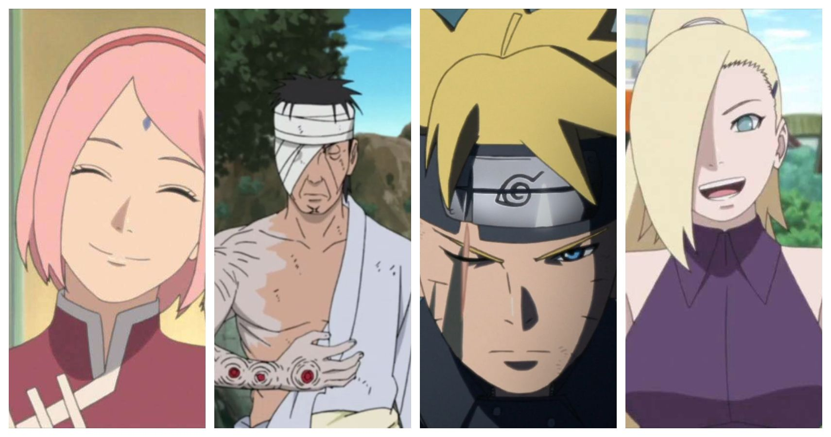 Naruto The Anime S 14 Most Hated Characters Ranked Cbr