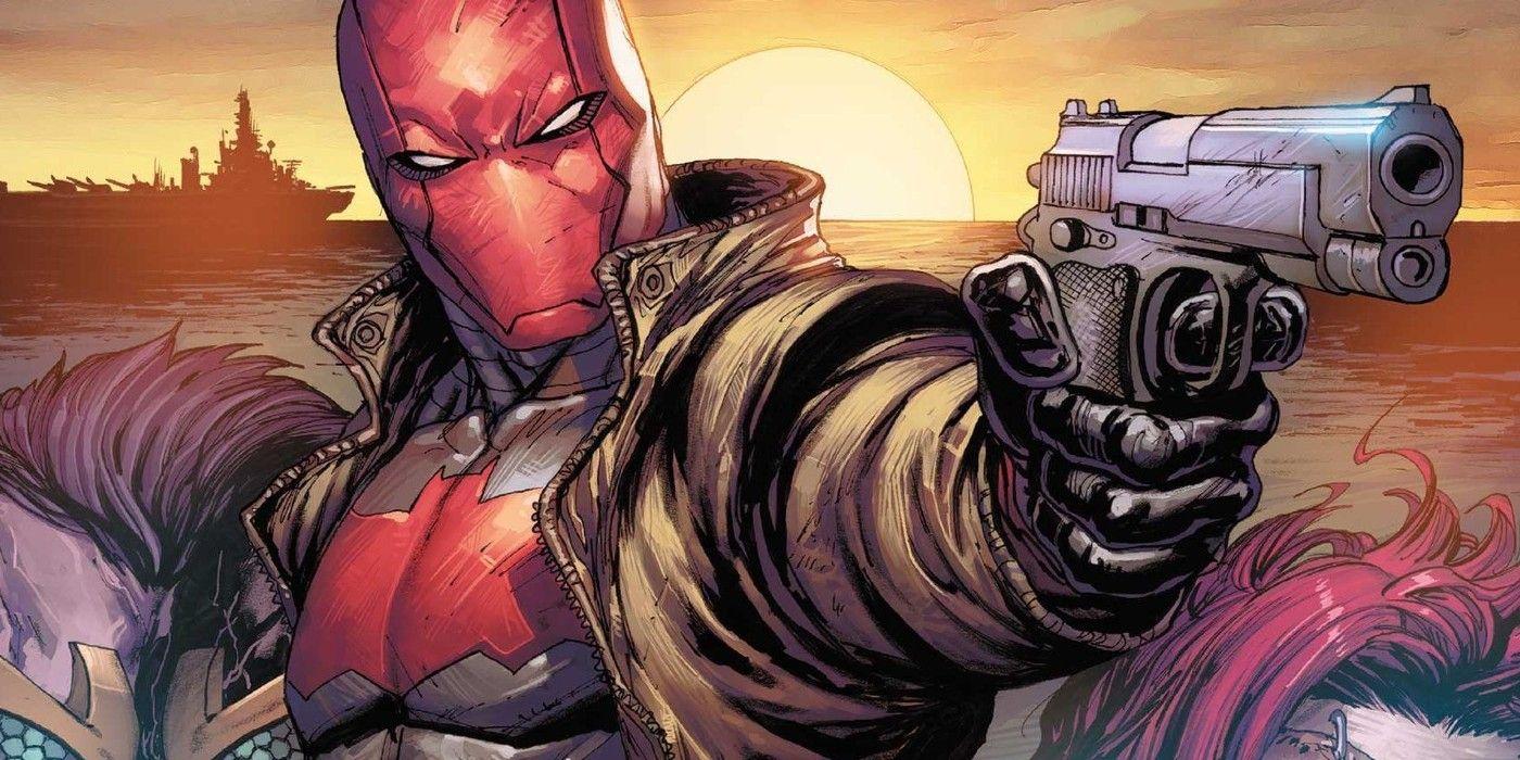 Titãs: O traje do 'Capuz Vermelho' Red Hood pode sugerir sua origem na TV 1