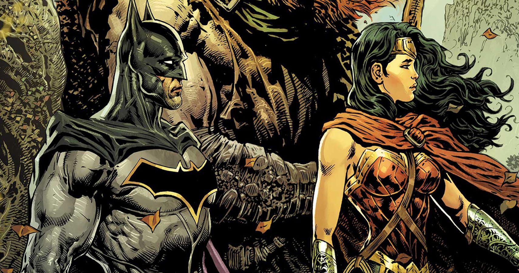 Batman romance wonder woman and Wonder Woman