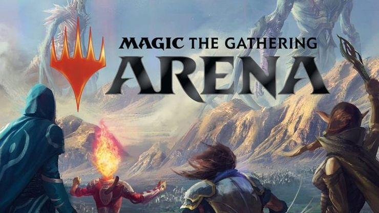 Magic: The Gatherin Arena