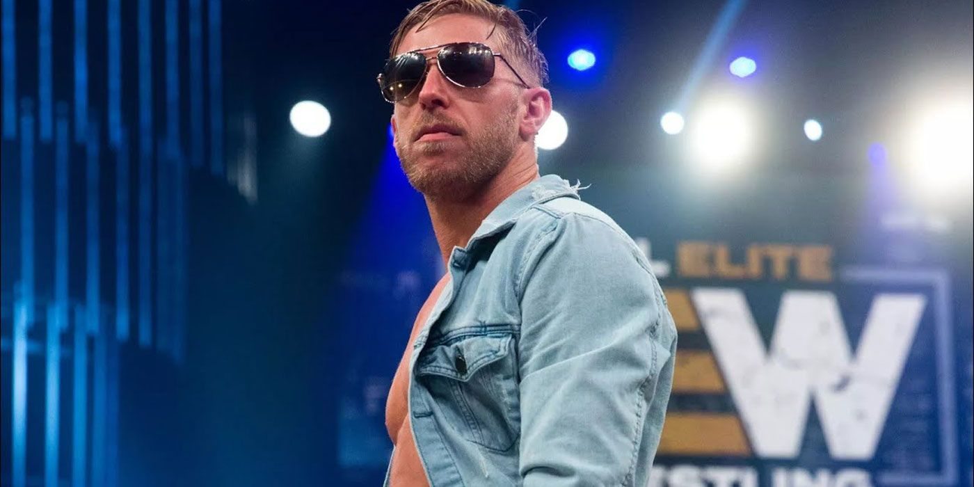 Orange Cassidy Received Medical Attention After Last Night's AEW Dynamite (Video)
