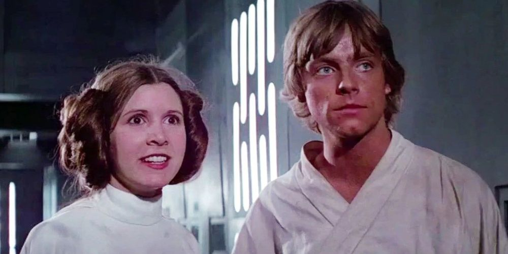 Star Wars' Mark Hamill Explains Why A New Hope Reshot Leia's Rescue