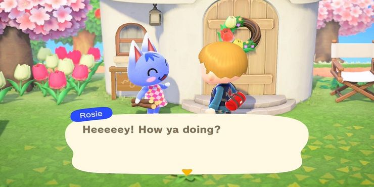 Animal Crossing New Horizons 15 Best Cat Villagers Ranked Cbr