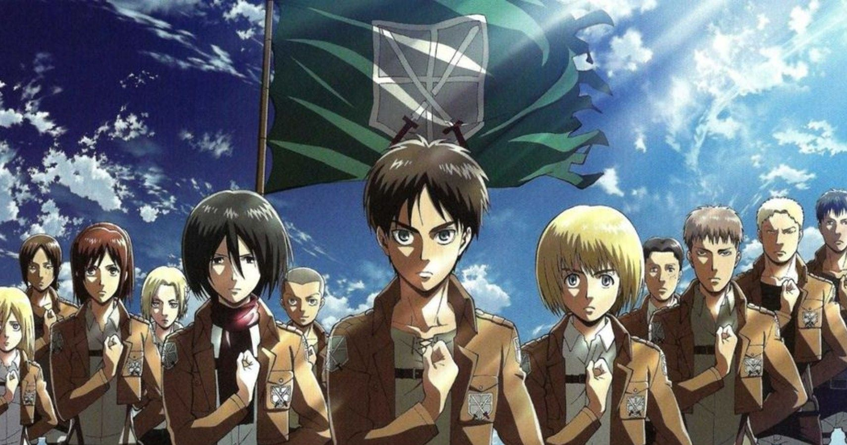 Attack on Titan Just Confirmed Eren IS Its Ultimate ...