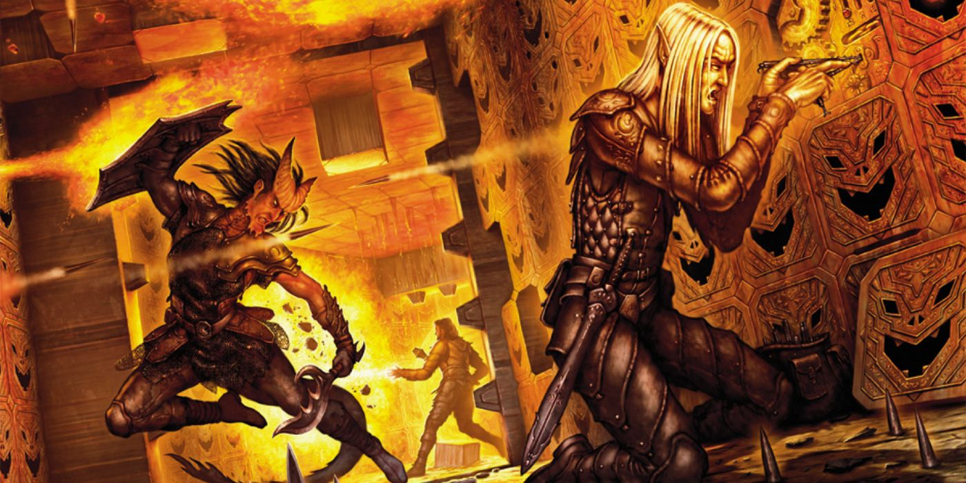 Dungeons Dragons Four Trap Styles To Challenge Your Players