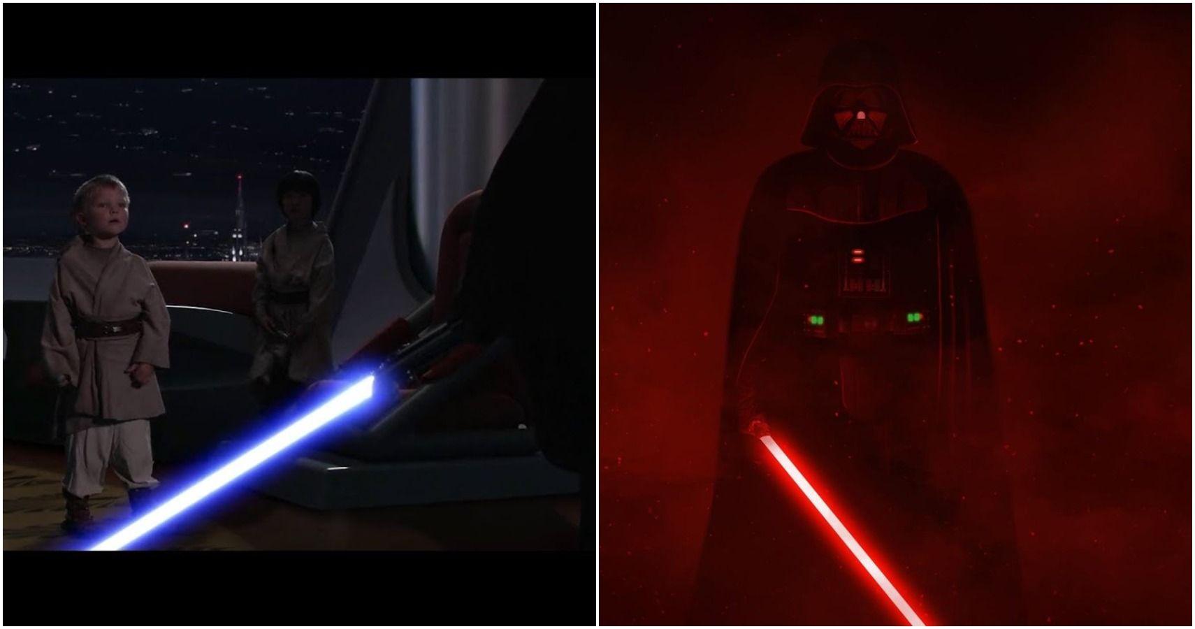 Geiler Darth Vader Zerfickt Schlampe