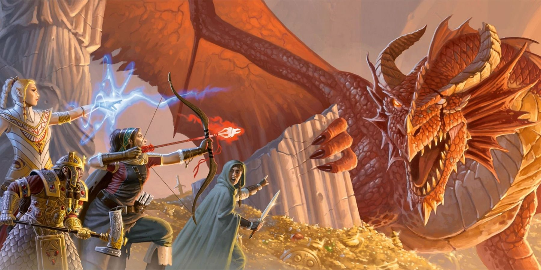Dungeons & Dragons: How to Scale Enemies & Monsters