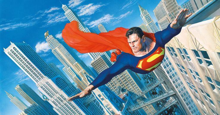 Flying Superman.jpg?q=50&fit=crop&w=740&h=389&dpr=1 - Formas en que Superman oculta su identidad secreta