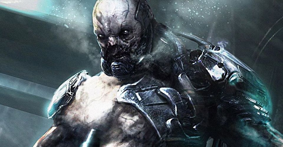 Mortal Kombat This Sub Zero Concept Is Like A Horror Movie Cbr