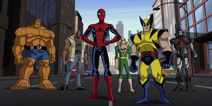 The 10 Best Episodes of Avengers: Earth's Mightiest Heroes (According To IMDb)