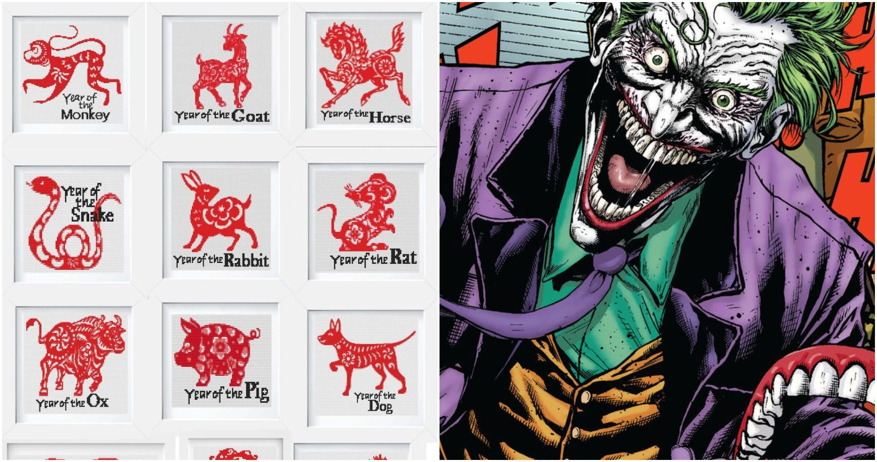 Dc Which Batman Villain Are You Based On Your Chinese Zodiac Sign