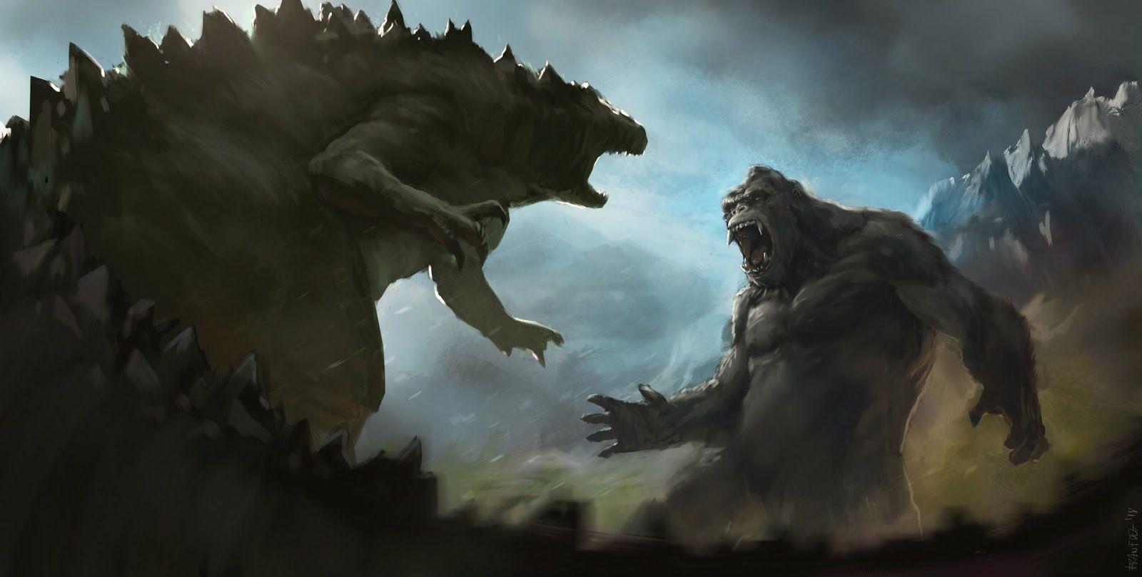 Godzilla vs. Kong's Trailer May Tease a Team-Up Between the Two Kaiju