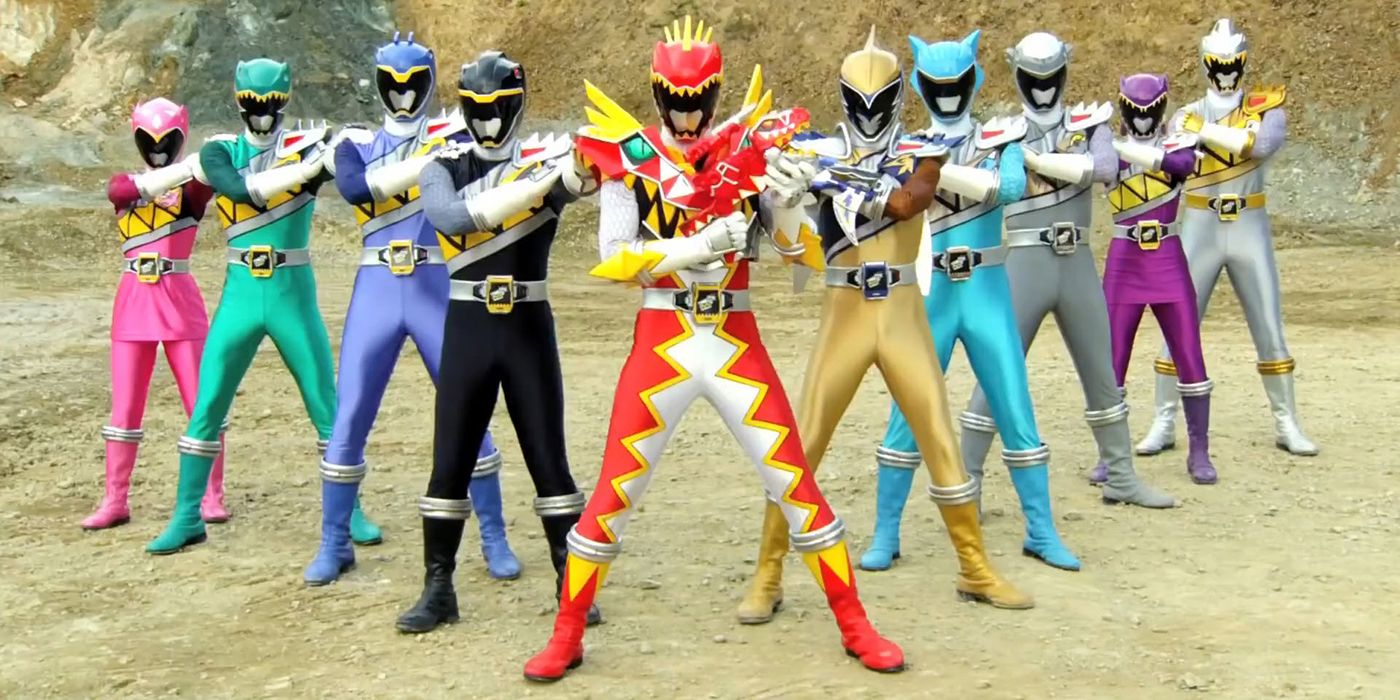 - Power Rangers Dino Charge Story Introduced An Orange Ranger CBR