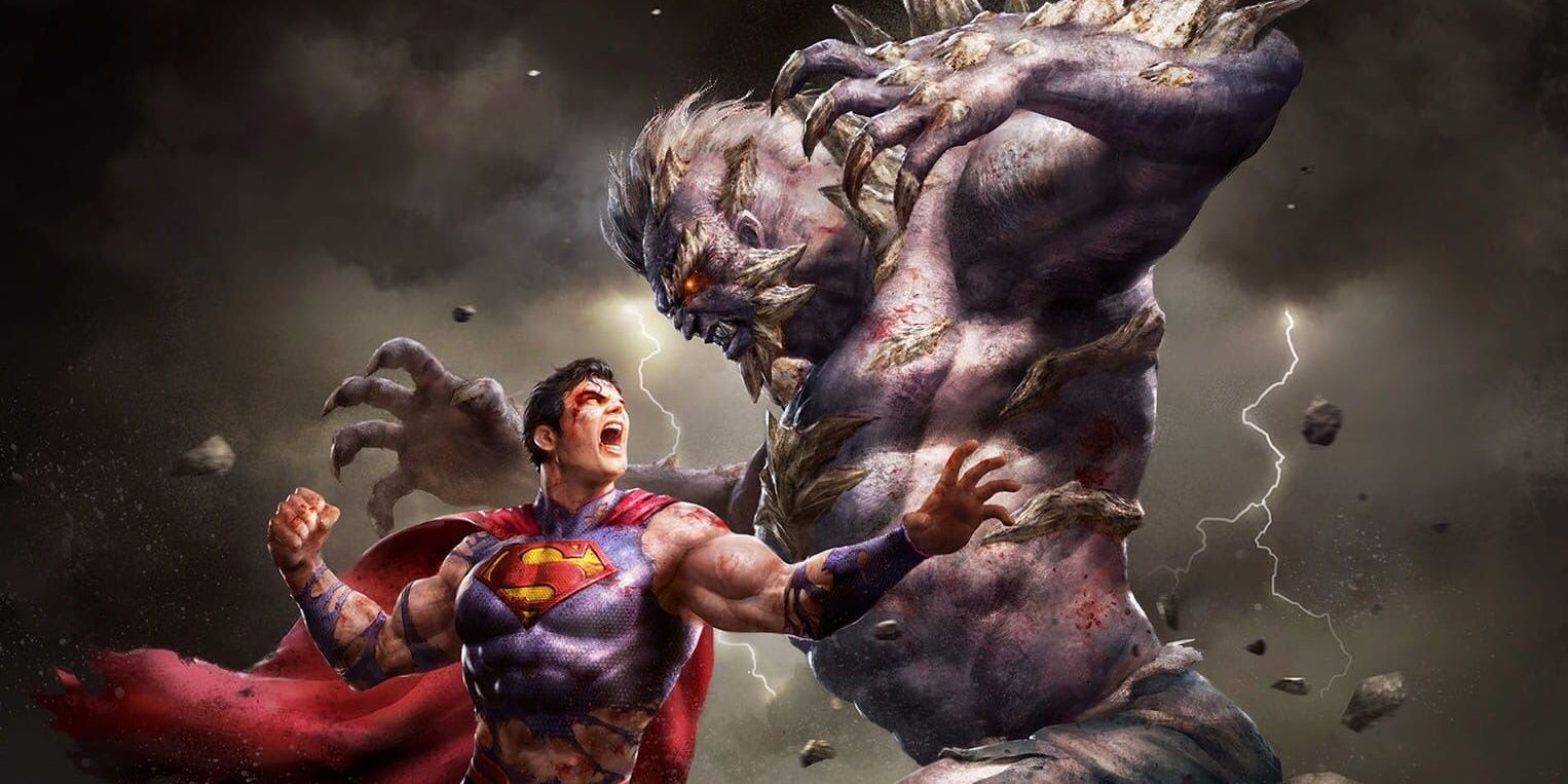 The Death Of Superman All Of Doomsday S Powers Ranked Cbr